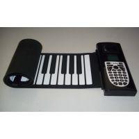 博锐BR-0549多功能手卷钢琴