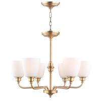济宁米兰名灯高端凯撒琳715自由时代美式客厅吊灯
