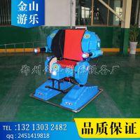 儿童广场机器人_可以坐人的机器人游乐设备设备 jsjqr-02