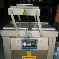 真空包装机聚信常年生产,双室工作全自动摆动包装机