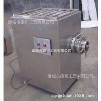大型绞肉机JR-200 22kw功率绞肉机 可根据产量定做多种型号