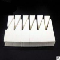 厂家热销非乳胶平面粉扑 24个小三角化妆扑干湿俩用