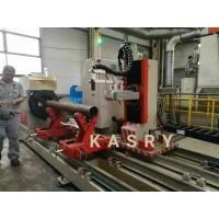 凯斯锐kr-xy钢管切割机管桁架切割坡口参数 相贯线切割机机型价格