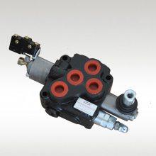 SKBTFLUID牌ZT-L12-OT带微动开关系列电动叉车液压多路阀