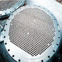 16Mn管板法兰 碳钢不锈钢数控大型筛孔订购锅炉用16Mn 304 316L管板