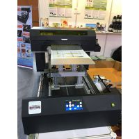 A3幅面数码UV平板喷印机 手机壳小型UV打印机 油画布UV打印