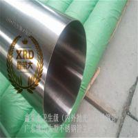 SUS316L材质食品卫生级不锈钢管 内外抛镜光面 执行标准GB/T3089-2008