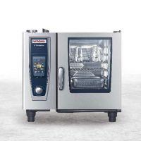 乐信RATIONAL6盘万能蒸烤箱德国进口万能蒸烤箱商用烤箱SCC61