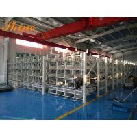 宜春货架厂家 重型货架品牌 放管材的架子承重多少 5吨承重架