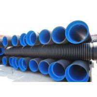 恒悦管业 市政排污钢带增强pe管 欢迎参观考察