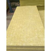 万瑞防水防火岩棉板价格 新型防火岩棉保温板价格
