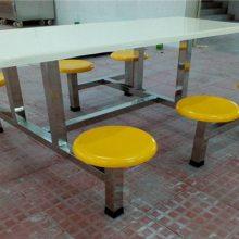 光明工厂学校食堂餐桌价格厂家欢迎来厂参观