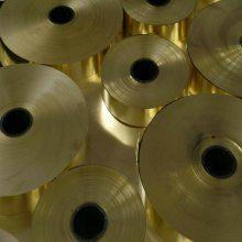 供应国标黄铜带 H62黄铜带半硬料 H65-H特硬铜带批发 东莞黄铜带厂家供应国产黄铜卷带