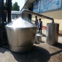 固态古法工艺造酒设备 1000斤料煮酒设备好多钱 食品级不锈钢酿酒机械设备报价 酒糟扬岔机价格