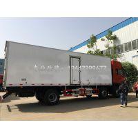 高端订制/东风天龙7.6米冷藏车价格 前四后四/前四后八冷藏车厂家