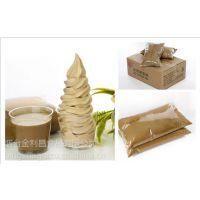 学习冰淇淋奶浆用法,冰淇淋操作全方位培训一站式服务