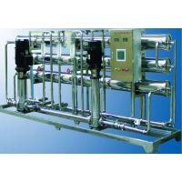 万恒泉洁+反渗透水处理设备