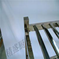 工厂专用四层管式存架 板采用1.0不锈钢板 经久耐用不磨损存架