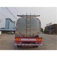 解放10吨鲜奶运输罐车