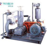 厂家直销THL型两段式污水处理高压耐酸碱三叶罗茨鼓风机