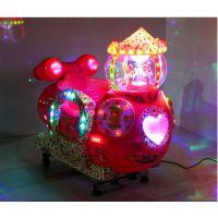 摇摆机电动娱乐玩具批发零售 新款式的摇摇机图片报价 单人座宝宝摇摆机