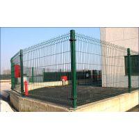 三角折弯护栏网 铁丝网护栏 工厂围栏网