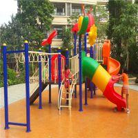儿童游乐设备 小区公园户外大型滑滑梯秋千组合 幼儿园 滑梯