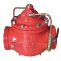 G100X 沟槽遥控浮球阀 消防专用阀 球墨铸铁 厂家直销 天津斯帝尔阀门