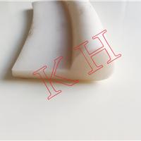 供应p型硅胶发泡条 白色耐高温p型密封条