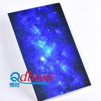 聚酯纤维吸声板青岛博时聚酯纤维阻燃吸音艺术装饰板