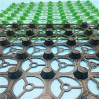 贵州塑料排水板厂家销售屋顶种植 凹凸型蓄排水板车库疏水板价格