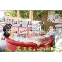 陶瓷泡澡缸 高档澡堂创意泡澡缸 洗浴中心泡澡缸