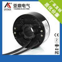 2路空心轴滑环 工程检测仪器 高精度中空滑环