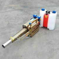 农用打药烟雾机 雾化效果好的弥雾机 新型打药喷雾机