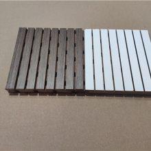 中山市阻燃木质槽孔吸音板生产厂家