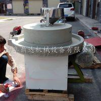 餐厅养生坊豆浆石磨机 低速研磨研磨豆浆米浆电动石磨