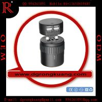 NT-680-U4 全球通用转换插座 4usb充电器 多功能旅游转换插座