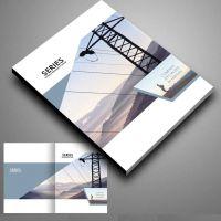 深圳画册印刷设计定做 16开产品目录册印刷 黑白产品说明书印刷