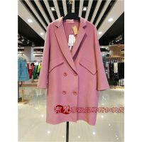 羊绒毛衣 女装品牌折扣加盟 冬装羊绒大衣份货
