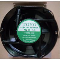 全新原装日本TOYO FP-108EX-A240 220V 17050机电控制自动化风扇现货