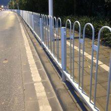 湛江马路市政围栏 惠州机动车隔离栅现货 京式交通护栏价格