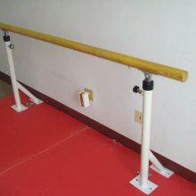 利伟 舞蹈把杆生产厂家 移动 固定式升降舞蹈压腿杆