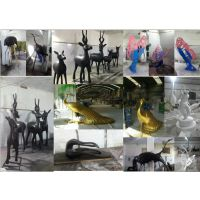 聊城阳成品雕塑、胶州GRC欧式构件厂、青岛玻璃钢雕塑系列产品机制烟道厂、EPS构件厂