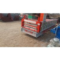 浩鑫厂家现货供应加宽840-900才彩钢瓦设备