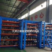 江苏镇江有生产放板材的架子吗 铝板分类存储 铝板存放架 ZY041407