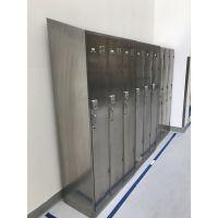 北京201 301不锈钢更衣柜加工 药厂用304不锈钢更衣柜生产制造厂家
