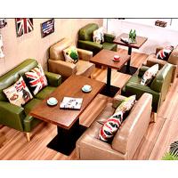 实木家具甜品店桌椅广州直销厂家