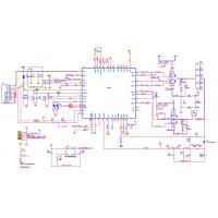 无线充电高集成方案,5w到15w的方案支持,带原厂技术,