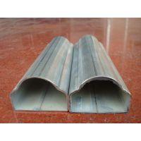黑退面包管生产厂家+镀锌面包管形钢管厂家