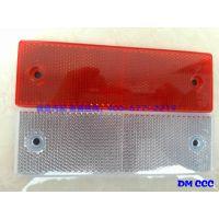 车辆反射器型 汽车箱式货车反光条车身反光标识 塑料反光板反光片